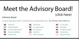 Advisory Board Announced