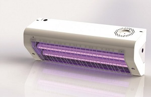 Automatic UV Room Disinfection